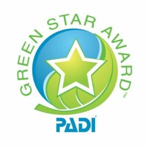 PADI Green Star Award